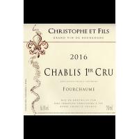 Chablis 1er Cru Fourchaume 2017 D. S. Christophe
