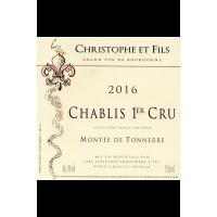 Chablis 1er Cru Montée de Tonnerre 2017 D. S. Christophe