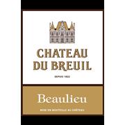 Coteaux du Layon Beaulieu 2015 (50 cl) Ch. du Breuil