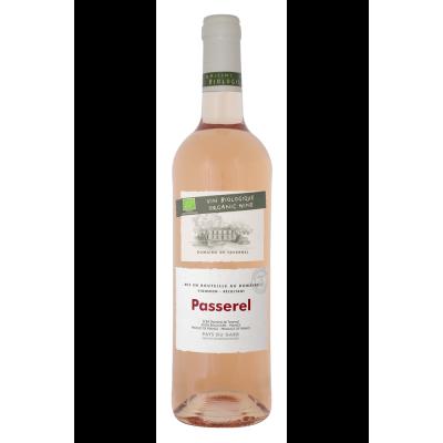 """IGP Pays du Gard Rosé """" Passerel """" Domaine de Tavernel 2018"""