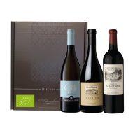 Coffret 3 bouteilles 75cl Vins labelisés Bio