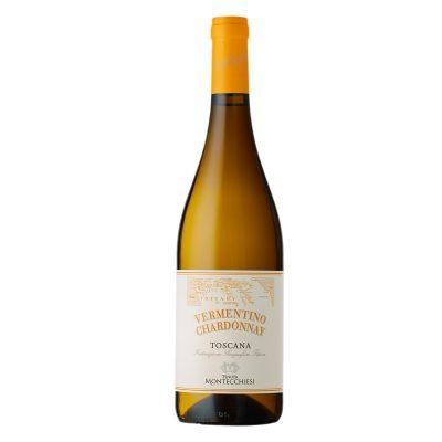 "Italie IGT Toscana 2019 "" Vermentino - Chardonnay "" Tenuta Montecchiesi / Dal Cero"