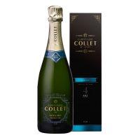 Champagne Collet Extra Brut Premier Cru N.M. / Etui - Promo
