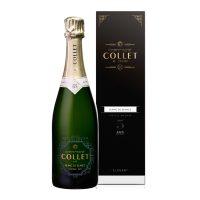 Champagne Collet Blanc de Blancs Brut Premier Cru N.M. / Etui