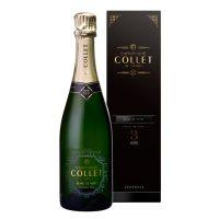 Champagne Collet Blanc de Noirs Brut Premier Cru N.M. / Etui