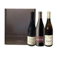 Coffret 3 bouteilles 75cl Pépites du vignoble français