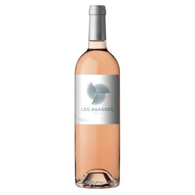 """IGP Méditerranée Rosé """" Les Agasses """" 2019 Ch. Val Joanis"""