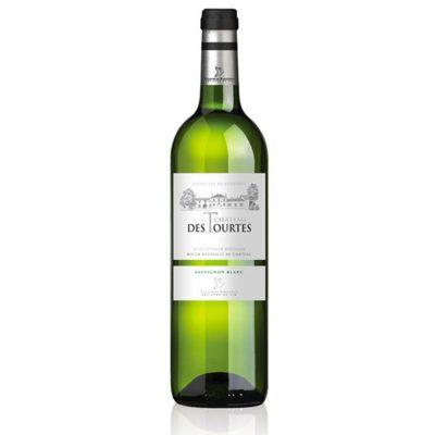 """Blaye Côtes de Bordeaux Blanc 2019 Ch. des Tourtes """" Cuvée Classique """""""