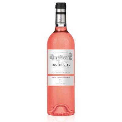 Bordeaux Rosé 2019 Château des Tourtes