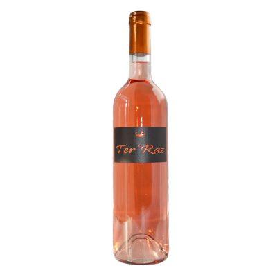 "IGP du Périgord Rosé "" Ter ' Raz "" Ch. Le Raz"