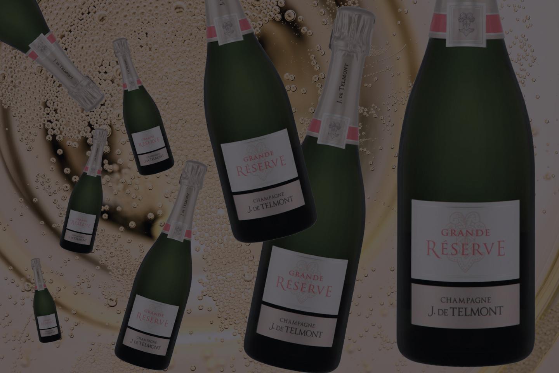 Offre Spéciale Web : Champagne Brut