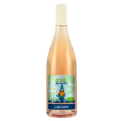 IGP Val de Loire Rosé « Rosée de Jardin » 2019 J. Mourat (pinot noir)