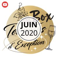 Box Terroirs d'Exceptions - 6 bouteilles 75cl - Juin 2020