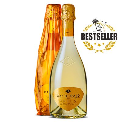 "Italie "" Be Lux "" Private Cuvée Ca di Rajo Vino Spumante Chardonnay Brut N.M."