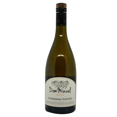"""IGP Pays d'Oc Dom Minval """" Chardonnay Viognier """" Premium 2019 CV"""