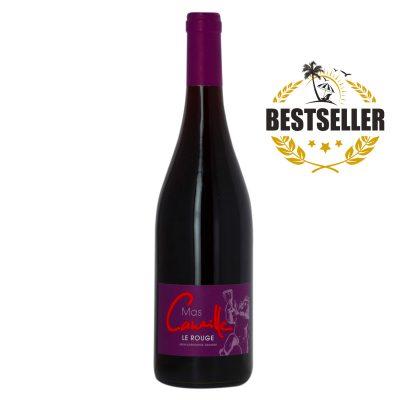 IGP Saint Guilhem le Désert Val de Montferrand Rouge Mas Canaille 2019 D. Les Grandes Costes