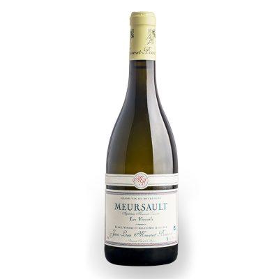 """Meursault """" Les Vireuils """" 2018 D. Moissenet Bonnard"""