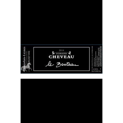 """Beaujolais Leynes 2017 """" Le Bouteau """" D. Cheveau et Fils"""