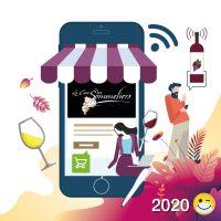 Box 12 bouteilles 75cl Dégustation digitale d'automne 2020