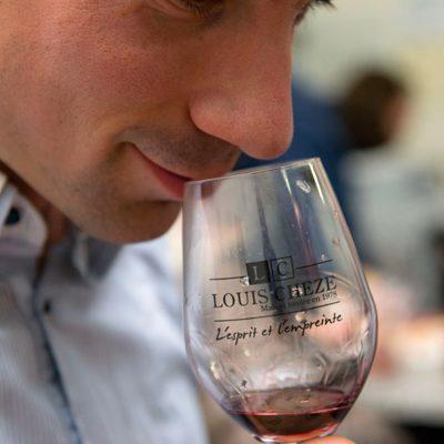 Accords Mets et Vins / Menu de la soirée vigneronne Domaine Louis Cheze au restaurant les Plats Canailles de la Bleue Maison