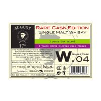 Belgique Whisky Single Malt 5 Years Single Cask