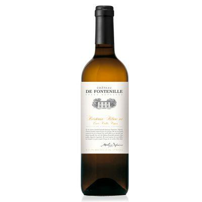 """Bordeaux blanc sec 2019 """" Cuvée Vieilles Vignes """" Château de Fontenille"""