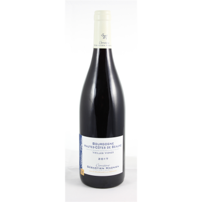 Bourgogne Hautes Côtes de Beaune Rouge VV 2018 D. Sébastien Magnien