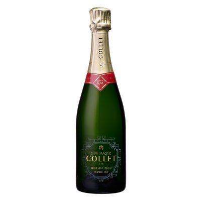 "Magnum Champagne Collet Brut Premier Cru "" Art Deco "" (1.5l)"