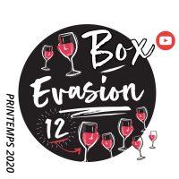 Box Evasion - 12 bouteilles 75cl - Juin 2020