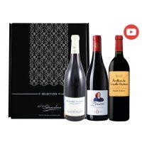 Trio de rêve du vignoble français - Collection Prestige