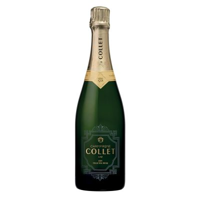 Champagne Collet Blanc Dry Collection Privée N.M. - Promo