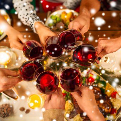 Nos conseils vin pour vos menus de fêtes