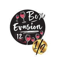 Box Evasion - 12 demi-bouteilles - Noël 2020