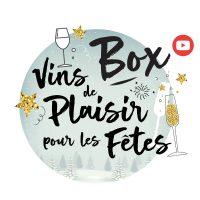 Box La Cave des Sommeliers @Home - Vins de plaisir pour les fêtes - Noël 2020 - 6 bouteilles 75cl