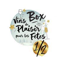 Box La Cave des Sommeliers @Home - 6 Demi-bouteilles - Noël 2020