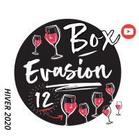Box Evasion - 12 bouteilles 75cl - Noël 2020