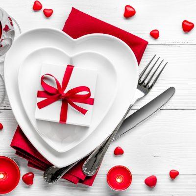 Nos conseils vins pour votre repas de Saint-Valentin