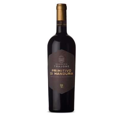 Italie Primitivo di Manduria DOCG 2019 Masseria Trajone