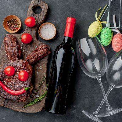 Nos conseils vins pour vos menus de Pâques