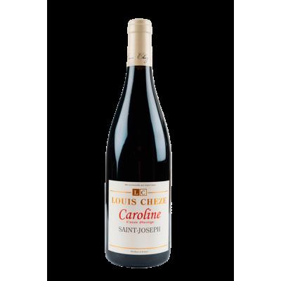 """Saint Joseph Rouge 2018 """" Cuvée Prestige Caroline """" D. Louis Cheze"""