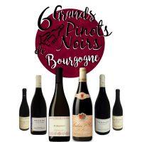 Box- Les Grands Pinots Noirs de Bourgogne - 6 bouteilles 75cl