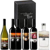 Box sélection grands vins de Toscane du Domaine Batzella - 6 bouteilles 0.75l