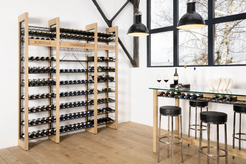 Aménagement de caves et espaces vins