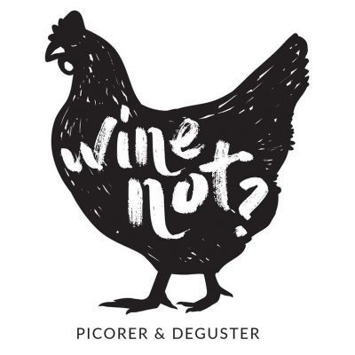 Carte des Vins servis en terrasse au Wine Not ? Avril 2021