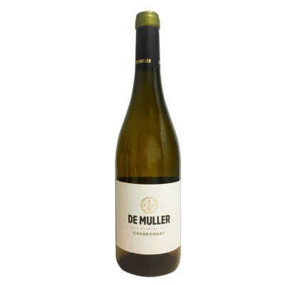 "Espagne DO Tarragona Blanc "" Chardonnay "" 2020 Domaine De Muller"