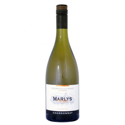"""IGP Pays d'Oc Marlys Chardonnay """" Réserve """" 2020 CV"""