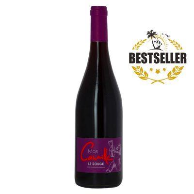 IGP Saint Guilhem le Désert Val de Montferrand Rouge Mas Canaille 2020 D. Les Grandes Costes