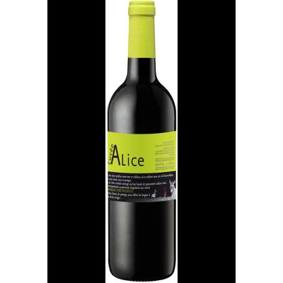 "Corbières Rouge "" Alice "" 2019 Ollieux Romanis"