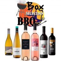 Box Découverte - Sélection Vins d'été et BBQ - 6 bouteilles 75cl