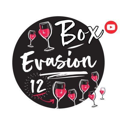 """Box Evasion - Sélection Vins d'été et BBQ"""" - 12 bouteilles 75cl"""